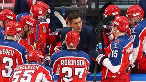 Шайба Шалунова в овертайме принесла ЦСКА победу над «Спартаком» в первом матче серии