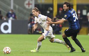 «Реал» обыграл «Интер» благодаря голу в концовке матча