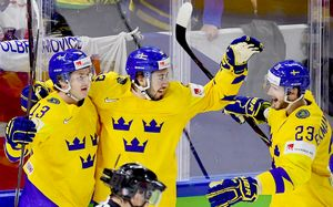 Самый страшный соперник России на групповом этапе ЧМ. Шведы разобрались с полуфиналистом Олимпиады