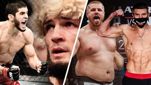 Замены Хабибу и Емельяненко и следующий русский чемпион UFC. За кем следить в 2021-м