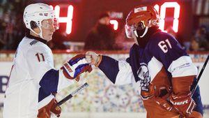 За новым владельцем финского клуба КХЛ стоит «Норникель». Его президент играет в хоккей с Путиным