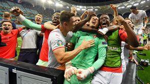 Люди, которые сенсационно вынесли чемпиона мира Францию с Евро— главное, что надо знать о героях Швейцарии