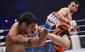 Лучший ударник Дагестана будет драться в UFC / ММА-ТЕМАТИКА #17