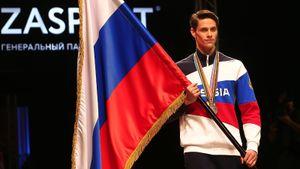 «Россия издевается над нами». Наша олимпийская форма вызвала волну недовольства за рубежом, даже в Белоруссии