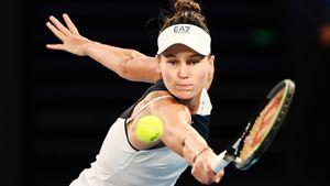 В сетке Australian Open осталась одна россиянка. Кудерметова вела в каждом из сетов, но проиграла 2-й ракетке мира