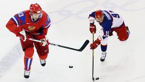 В Пекине у сборной России будет худшая центральная линия в XXI веке. Раньше на Олимпиадах играли Дацюк и Федоров