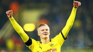 19-летний новичок «Боруссии» забил 5 голов за59 минут иустановил 2 рекорда Бундеслиги