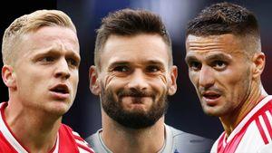 Тадич, ван деБек, Трент идаже Льорис могут получить «Золотой мяч». Это официальная информация