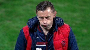 Новый тренер ЦСКА проиграл в матче с первым же серьезным соперником. Шансов на Лигу чемпионов почти не остается