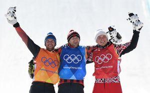 Год назад его чуть не парализовало. А сегодня он выиграл для России первую медаль в ски-кроссе