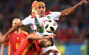 Испания еле спаслась с Марокко, но все равно заняла первое место и вышла на Россию