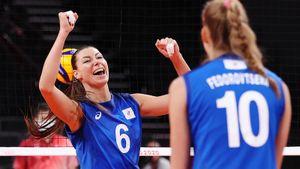 «Вынесли американок!» «Динамо» эмоционально отреагировало на уверенную победу российских волейболисток