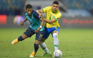 Бразилия сыграла вничью с Эквадором на Кубке Америки, Венесуэла проиграла Перу и вылетела