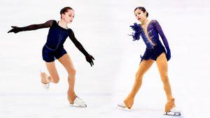 Американка Лью победила четырех россиянок. 1-й день финала Гран-при. Как это было