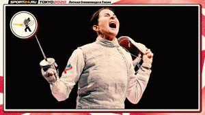 Рапиристка Дериглазова выиграла не ту медаль, за которой ехала в Токио. Все решил видеоповтор