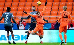 «Урал» выиграл у «Арсенала» в первом матче с использованием VAR в российском футболе