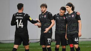 «Химки» обыграли «Ахмат», прервав 8-матчевую серию без побед в РПЛ