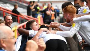 Футболисты «Фулхэма» поддержали 13-летнего мальчика с ДЦП, которого травили в соцсетях