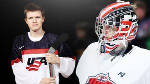 Почему России стоит опасаться США на МЧМ. В составе американцев — будущие дебютанты НХЛ и конкурент Аскарова