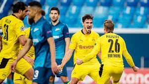 «Зенит» проиграл «Боруссии» в последнем матче Лиги чемпионов. Как это было