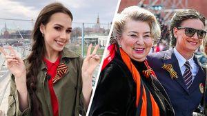 Что написали всоцсетях Загитова, Тарасова, Медведева, Трусова идругие фигуристы вДень победы