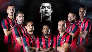 Клуб из Португалии просит Роналду помочь подняться во второй дивизион. Их мечту зарубила федерация футбола
