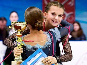 Юная русская фигуристка Шаботова решила выступать за Украину. Она советовала пить допинг