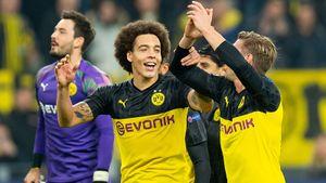 «Боруссия» получила 0:3 затайм отхудшей команды Германии. Испасла матч на93-й минуте!