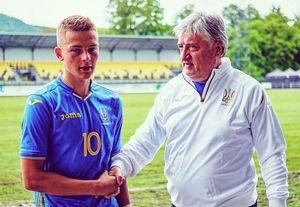 18-летнему украинскому футболисту пришлось оправдываться за теплые слова о россиянах