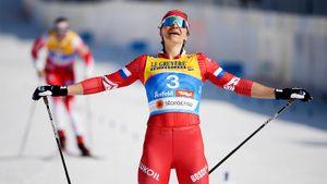Русская лыжница помешала чисто норвежской вечеринке. У нас уже вторая медаль на ЧМ в Австрии!