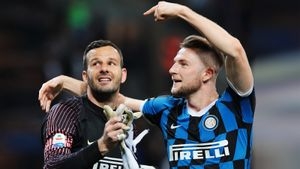 Ханданович готов сыграть против «Милана» со сломанным пальцем. Просто лучший