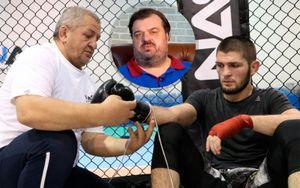 Уткин: «Я уверен, что Хабиб вернется и выйдет на тридцатый бой в честь отца»