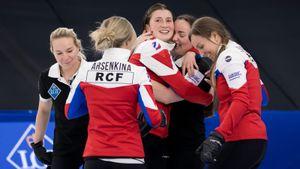 Женская сборная России по керлингу вышла в финал ЧМ. Эксперты оценили шансы команды в матче против Швейцарии
