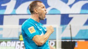 Дзюба снова лучший в «Зените»— забил гол, заработал пенальти и прибил «Крылья»