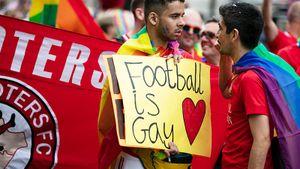 Лимит на геев — будущее «Оскара» и футбола. #BLM и радужные тоннели — только начало