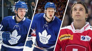 Хоккеисты с русскими корнями захватывают канадский клуб. Но русской пятерки в «Торонто» не будет