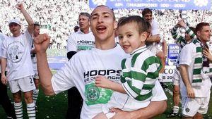 Сын Хенрика Ларссона будет играть за «Спартак». Он тоже форвард