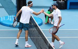 Аслан Карацев победил Григора Димитрова и вышел в полуфинал Australian Open