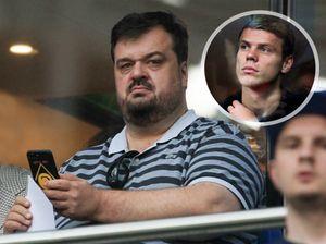 «Принято решение гнобить парня дальше». Уткин оценил переход Кокорина из«Зенита» в«Сочи»