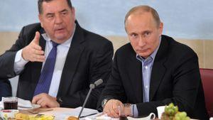 «Присутствие Путина добавляет нам возможностей». Глава мирового самбо о Хабибе, фигурном катании и Олимпиаде