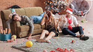Как избавиться отпохмелья идругих последствий новогоднего застолья