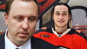 «Авангард» унижает вернувшегося из Канады воспитанника. Почему чемпион КХЛ так ведет себя с молодым Прокопенко?