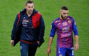 Олич: «Влашич сказал мне, что у него очень болит колено. Он думает о серьезной травме»
