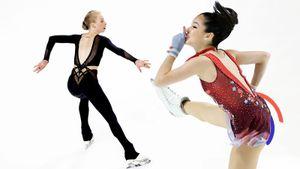 Главная угроза для русских фигуристок на ОИ-2022 пока не айс. На чемпионате США она проигрывает 22-летней Теннелл