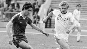 «Перед нами лежал другой человек — высохший весь». Печальная судьба советского футболиста Валерия Брошина