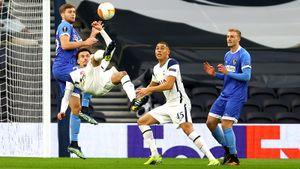 Деле Алли насмотрелся на Жиру и тоже забил ударом через себя! Видео шедевра из Лиги Европы