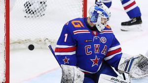 В России не осталось вратарей для сборной — все уехали в Америку. На Евротур вызвали Бердина, а он сразу подвел СКА