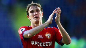 Марио Фернандес: «Хочу играть только за ЦСКА и закончить карьеру в этом клубе»
