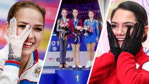 Все звезды Тутберидзе, Медведева и Туктамышева. Кто попал в состав сборной России на новый сезон