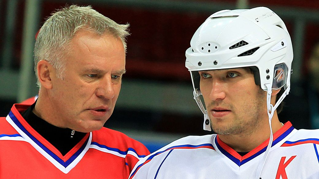 Овечкин попадется на допинге на ОИ  Байден должен будет его арестовать Фетисов  о резонансных словах Лаврова